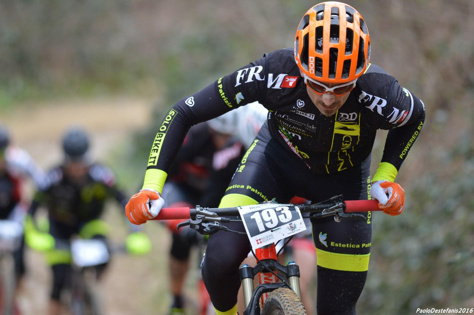 Gran Fondo Roerocche gara mountain bike
