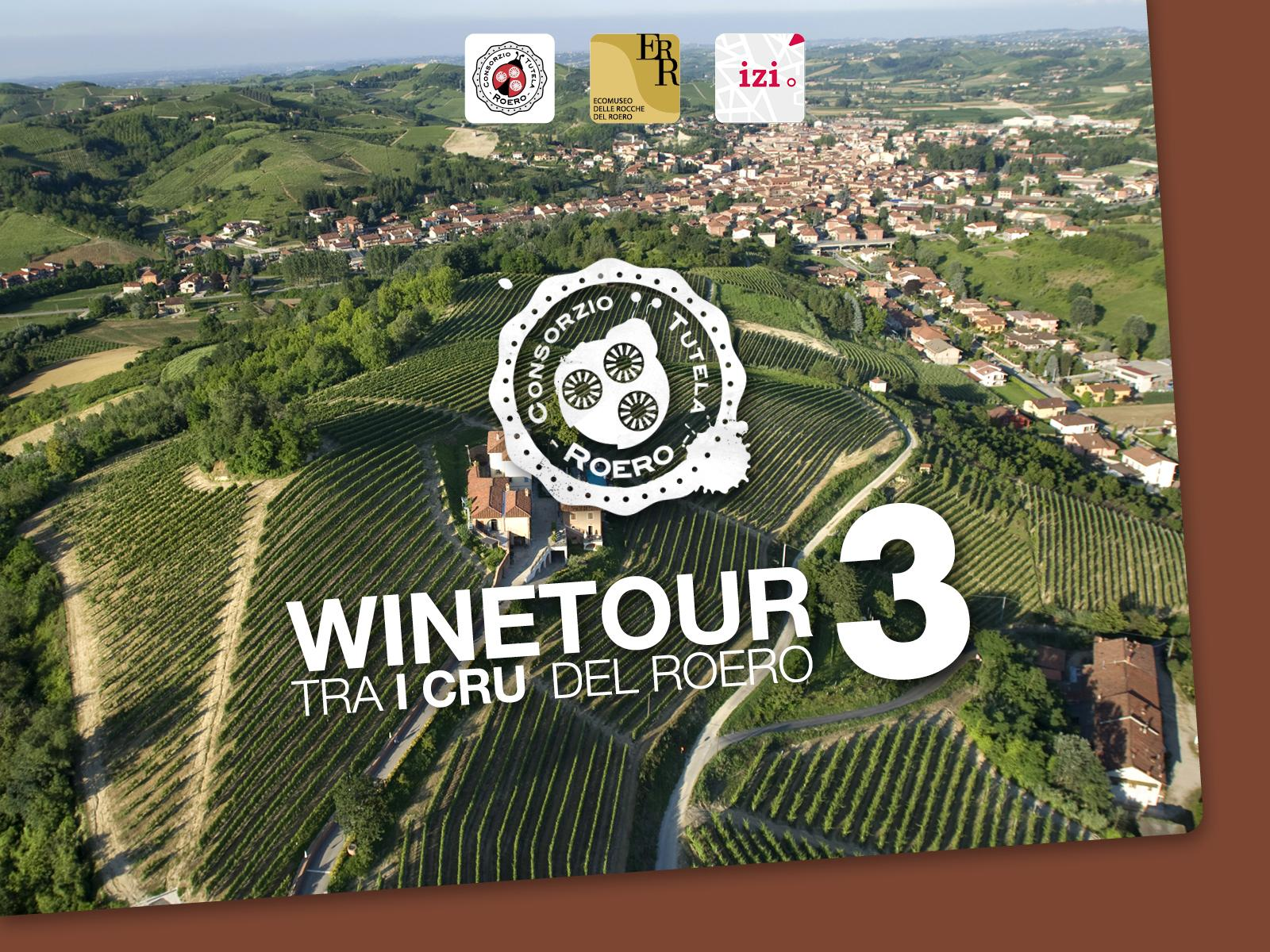 WineTour 3 – The crus at the edge of the Rocche's area.
